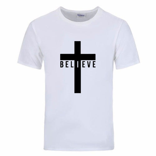 I Believe Christian Men Shirt