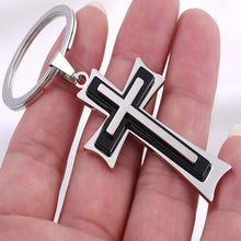 Load image into Gallery viewer, Fashion Cross Keychain
