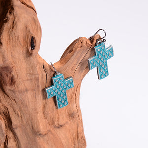 Cross Pendant Charm Dangle