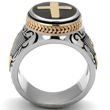 Load image into Gallery viewer, Holy Cross Signet Ring