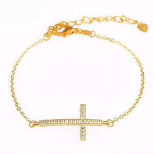Christian Jesus Cross Bracelet