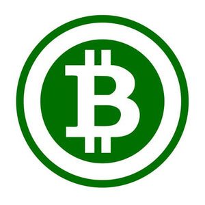 Bitcoin Vinyl Sticker (Packs of 5)