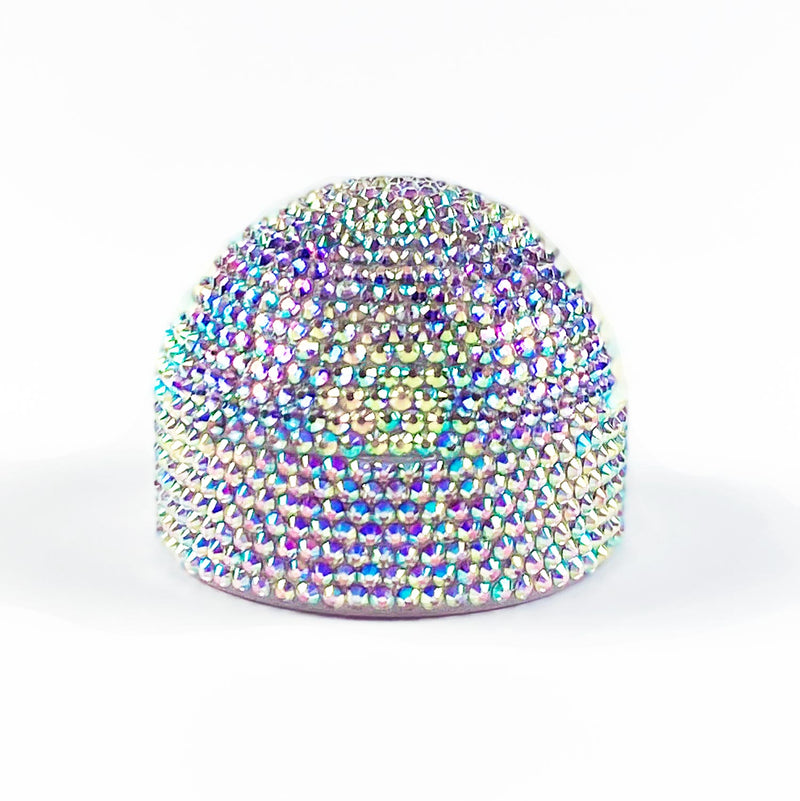 CRYSTAL PACIFIER BOX - RAINBOW
