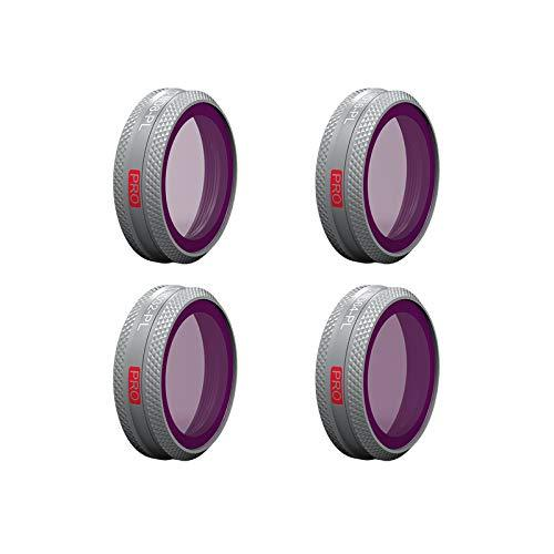 Mavic 2 Zoom PGYTECH (ND 8/16/32/64PL) Filter Kit Set