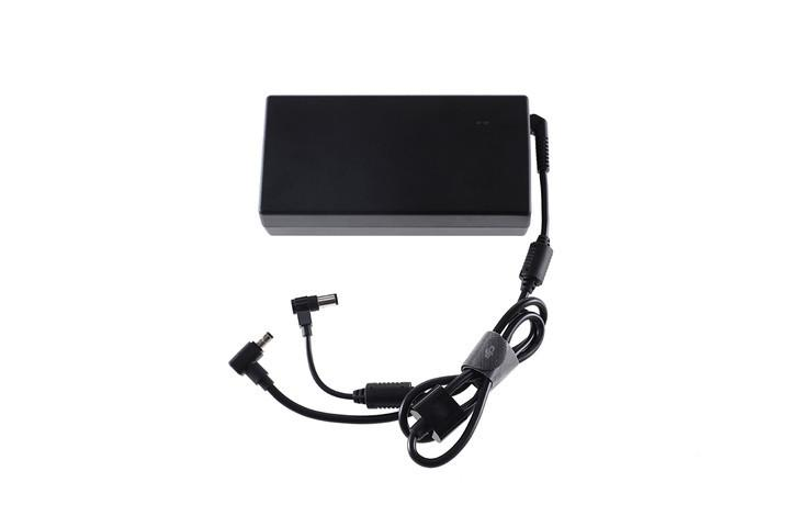 DJI Accessories - Inspire 2/Matrice 200-180W Charger (Adapter/Cable COMBO)