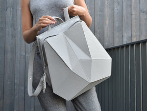 Facet Backpack GRAY