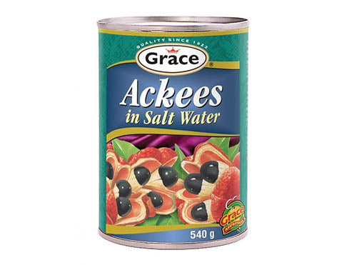 Grace Canned Ackees