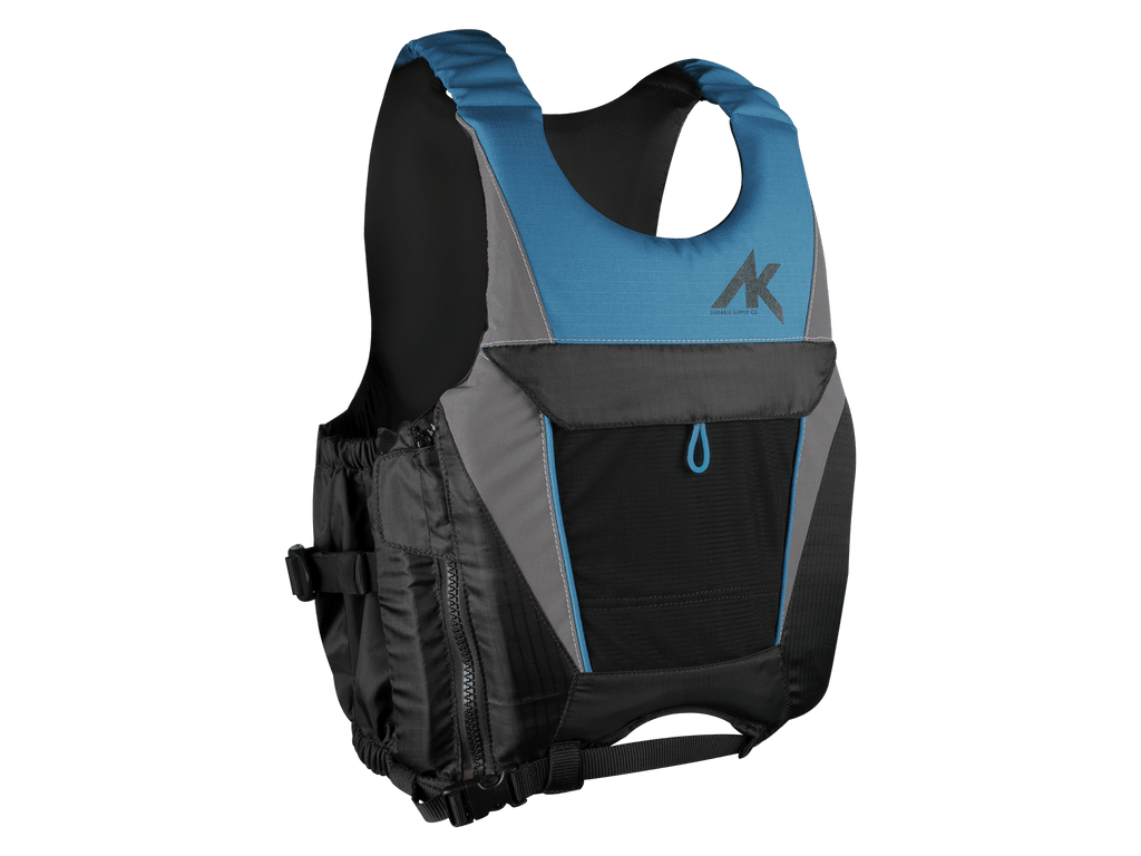 AK VEST PROGRESSION FLOTATION - TEAL