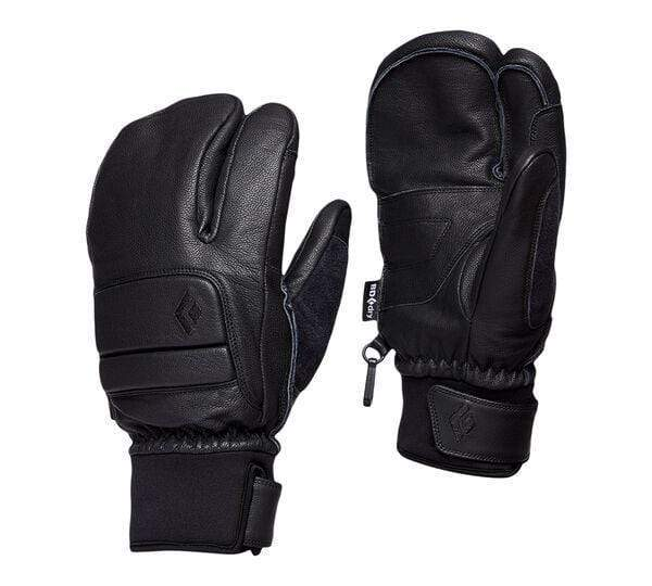 BLACK DIAMOND M GLOVE SPARK FINGER