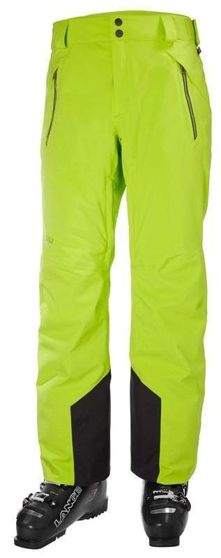 L HELLY HANSEN M PANT FORCE AZID LIME