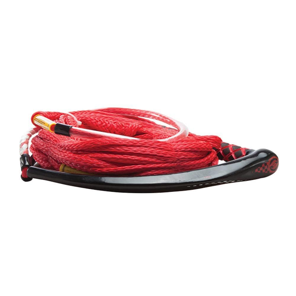 RED HYPERLITE APEX EVA WAKE HANDLE W/4 SEC PE