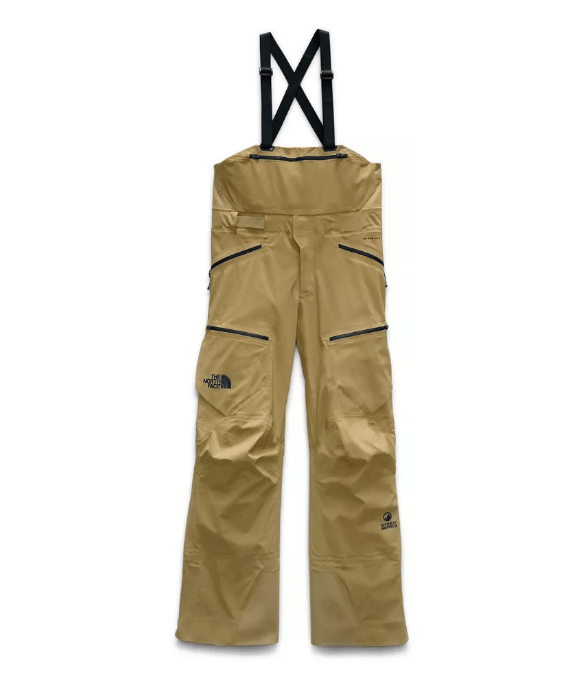 THE NORTH FACE W PANT PURIST BIB BRITISH KHAKI