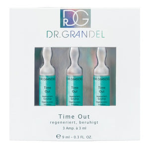 Dr. Grandel Time Out 3 x 3 ml Ampoule