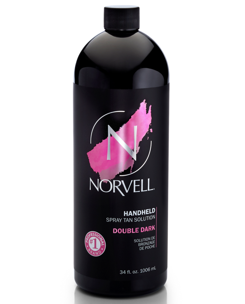 Norvell Double Dark Premium Spraytan Solution - 1 litre