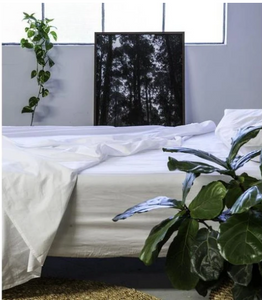 Prinka organic bedlinen is made of organic cotton and is available in all colours and designs.