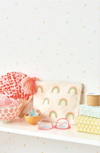 We are dotty about dots! In all colours, add a touch of class and fun to any bedroom, nursery or child's playroom.