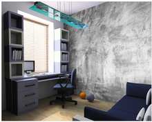 This concrete wall mural is a great grey concrete effect to be used for walls. Ideal for a study, office or boardroom.
