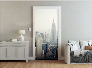 Empire State Ready Made Door Mural