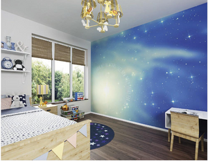 Look at the Stars Ready Made Wall Mural