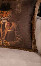Mr Tiger Cushion