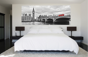 London Parliament Ready Made Wall Mural