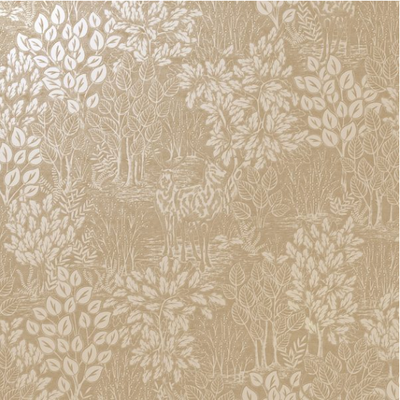 Majella Vinyl Wallpaper - HW