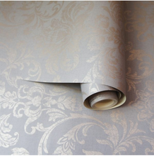Glistening Damask Rose gold/Grey