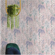 Kieder Utopia Pink Wallpaper