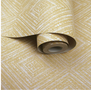 Imani Yellow Wallpaper - HW