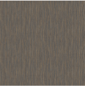 Lota Texture Charcoal Copper Wallpaper