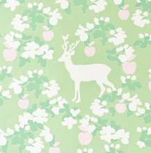 Majvillan Apple Garden Green Wallpaper