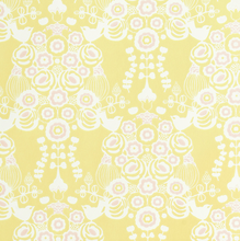 Majvillan Estelle Yellow Wallpaper