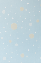 Confetti Blue Wallpaper - MJN