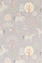 True Unicorn Lilac Wallpaper - MJN