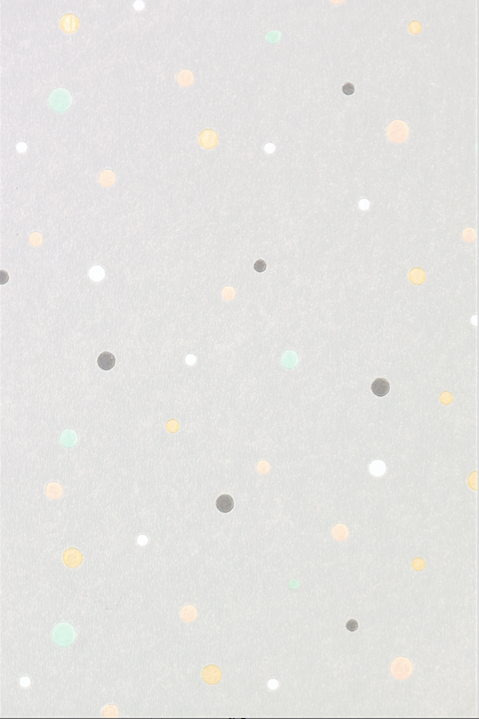 Majvillan Stardust Grey Wallpaper