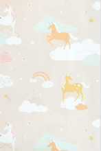 Majvillan Rainbow Treasures Pink Wallpaper