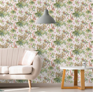 Samroze Light Pink Wallpaper