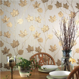 Elements Maple Beige Wallpaper