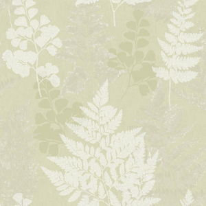Patterdale Bramble Green Wallpaper