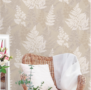 Patterdale Bramble Taupe Wallpaper