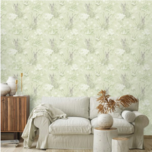 Patterdale Countryside Pale Green Wallpaper