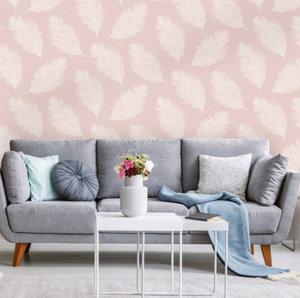 Patterdale Hawthorn Pink Wallpaper