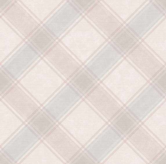 Kaleidoscope Ainsley Pink Wallpaper
