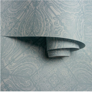 Conistone Teal Wallpaper
