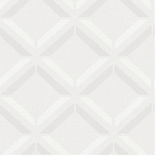Kaleidoscope Lana Geo Light Grey Wallpaper