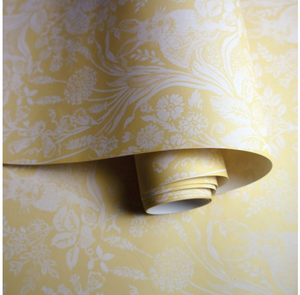 Patterdale Bexley Yellow Wallpaper