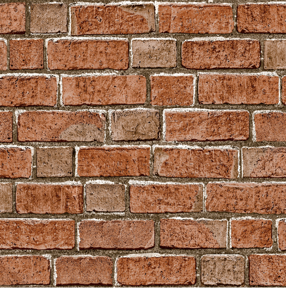 Red Brick Red Wallpaper