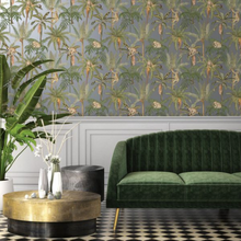 Ateles Gunmetal Wallpaper - HW