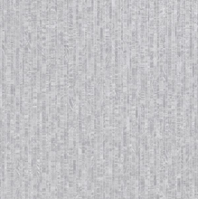 Striped effect grasscloth wallpaper with metallic shine and in grey colour is a classy and chic pattern.