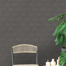 Bakau Charcoal Wallpaper-HW